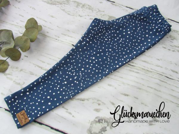 Leggings KONFETTI - dusty blue