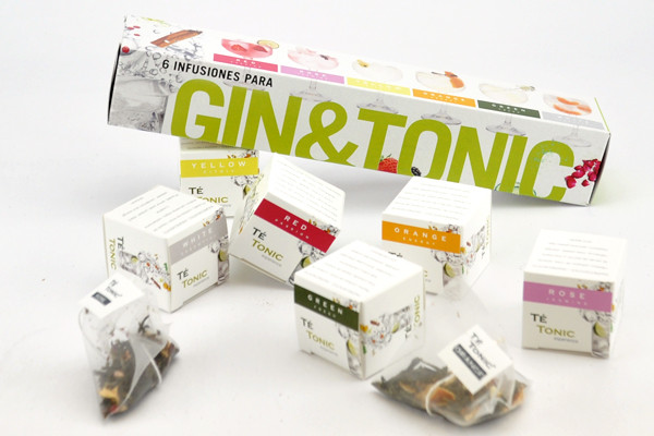 6 Gin Tonic Infusions