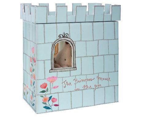 """Maus """"Prinzessin auf der Erbse"""""""