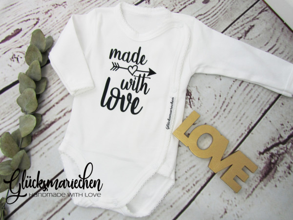 Baby-Body MADE WITH LOVE