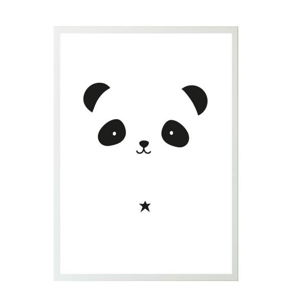 """Poster """"Panda"""""""