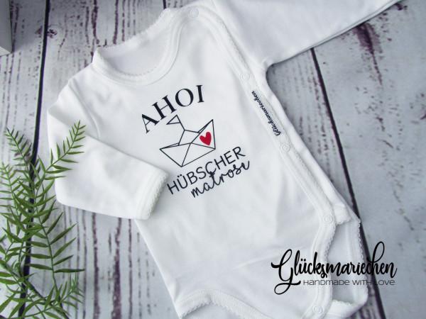 Baby-Body HÜBSCHER MATROSE