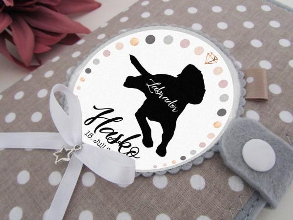 Tierpasshülle Labrador