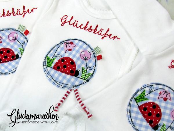 Baby-Body GLÜCKSKÄFER