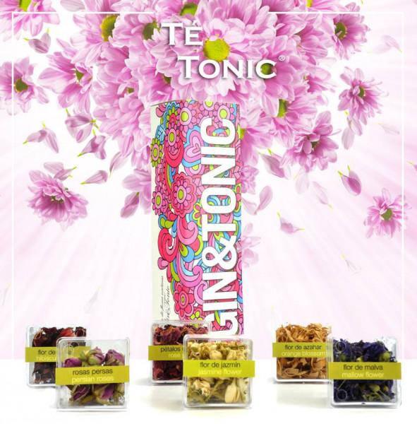 EXOTIC FLOWER Gin Tonic Botanicals